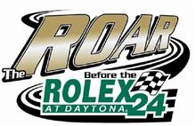 Roar Before Rolex 24 Session 1/Session 2