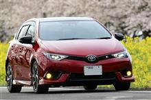 Sports Hatch Back AURIS Customized by SQUARE
