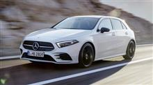 New 4th Generation Mercedes-Benz A-Class Unveiled