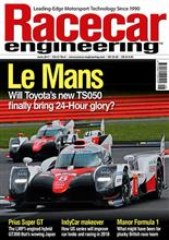 【書籍】Racecar engineering June 2017, Vol27 No6