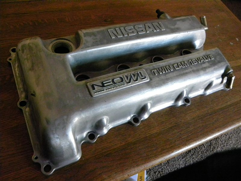 Valve Cover Refreshment (sr20ve)