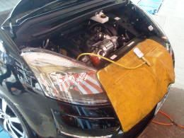 NUTEC CompBOOST NC-200 施工 ODO = 6,847km