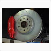 Brembo GT Kit Limited 導入の画像