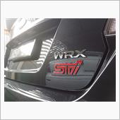 "STi ""WRX"" Badge Removalの画像"