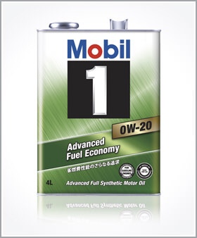 Mobil1 0w-20 マイクロロン施工