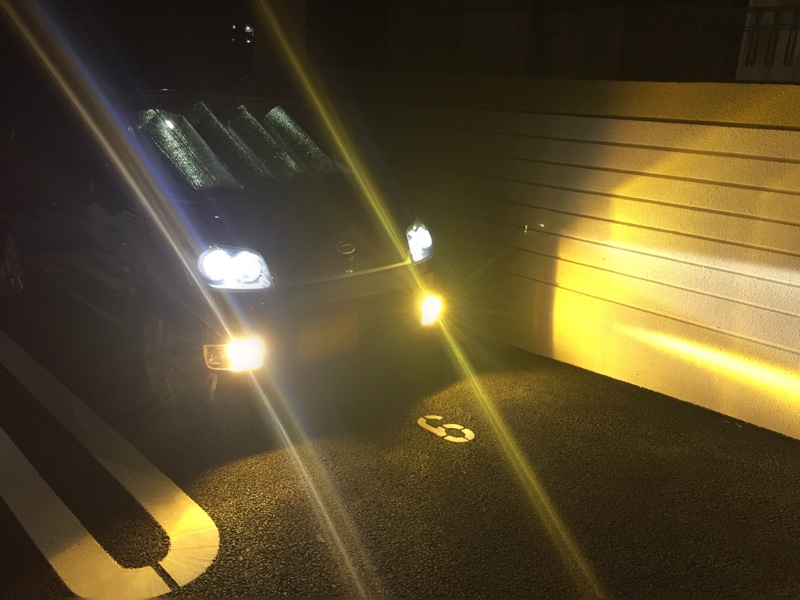【fcL】純正交換HID 55Wパワーアップキット タイプA