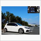 【VW Golf-R】Vehicle Parameters OBD Monitoringの画像