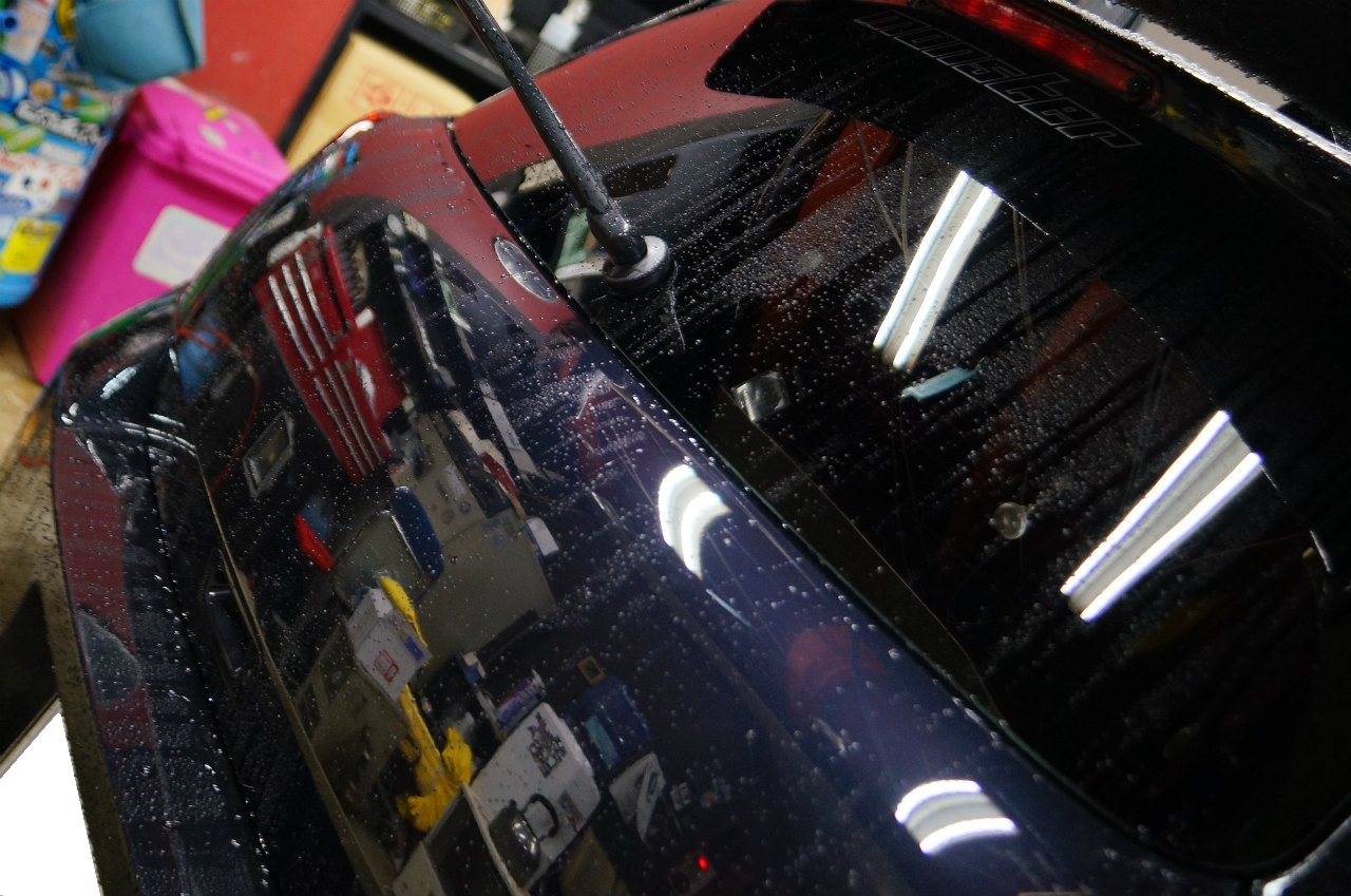 ys special ver.2 施工済み スイフトスポーツ メンテナンスにて御入庫頂きました。