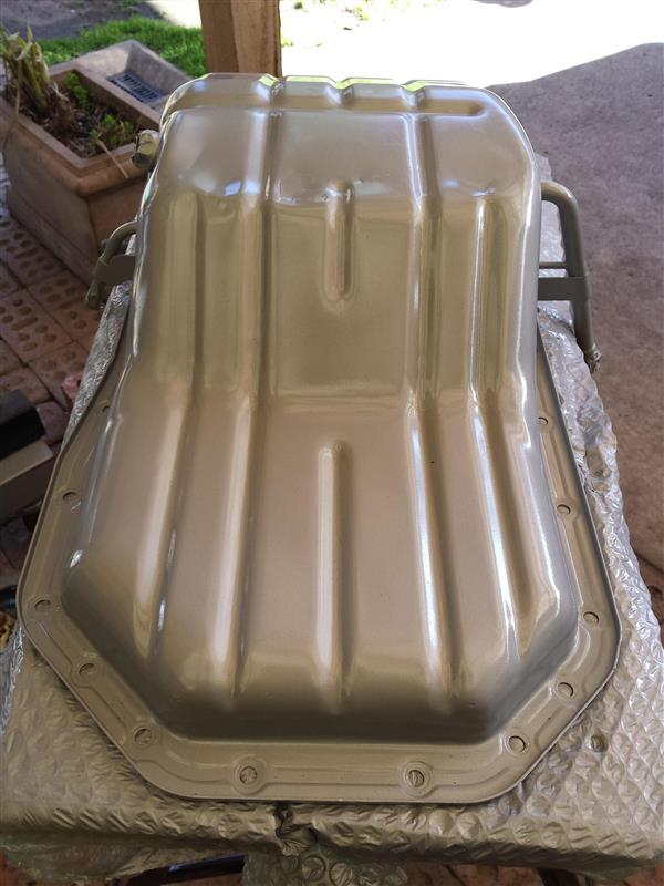 Oil Pan Refurbish