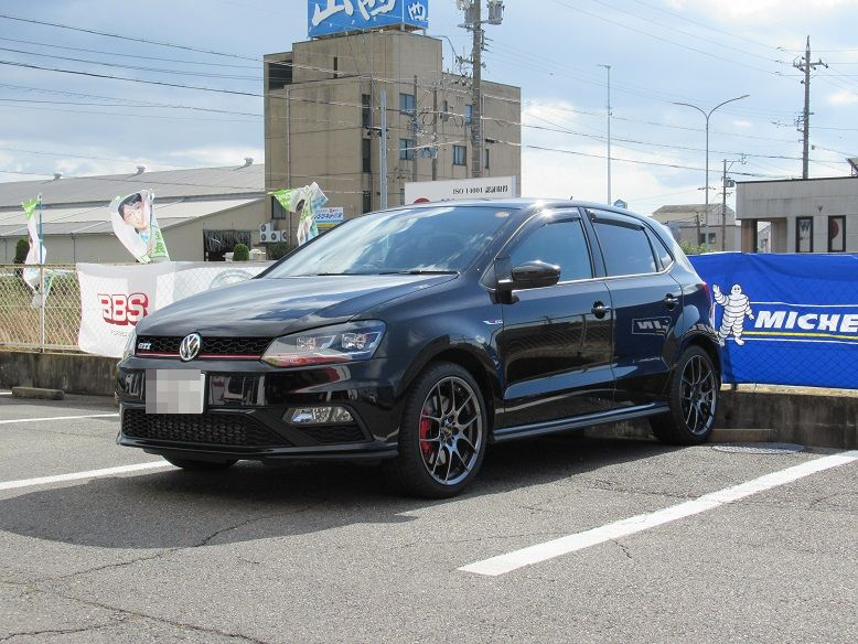 ISWEEP 補強パーツ色々 6C POLO GTI