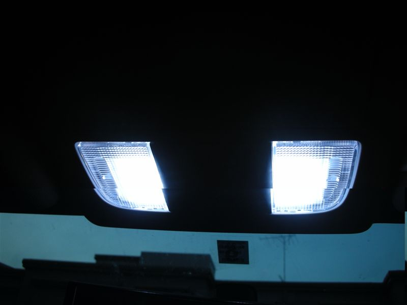 BRM21 Luxer1 LED ルームランプ