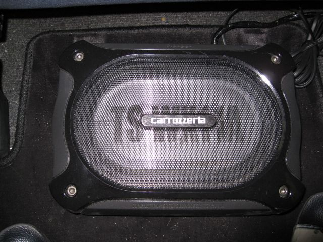 PIONEER carrozzeria POWERED SUBWOOFER TS-WX11A