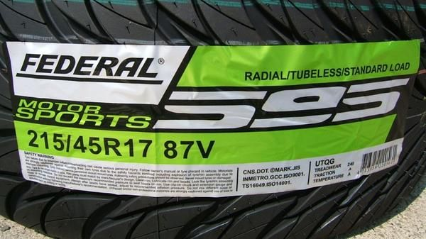 FEDERAL  SS595