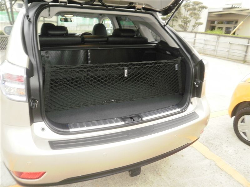 LEXUS  accessory Cargo net – envelope