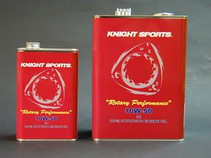 KNIGHT SPORTS  ORIGINAL ENGINE OIL, ROTARY PERFORMANCE