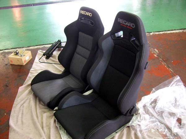 RECARO SR-7 Advanced Edition