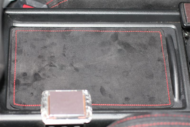 No Brand Suede Luxury Interior Mat -A- (for FD2)