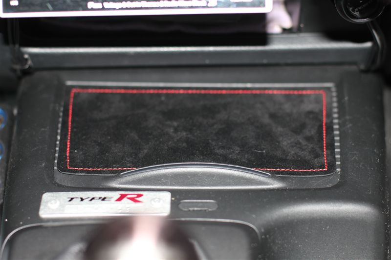 No Brand Suede Luxury Interior Mat -C- (for FD2)