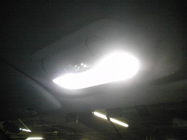 Luxer1 LED ルームランプ