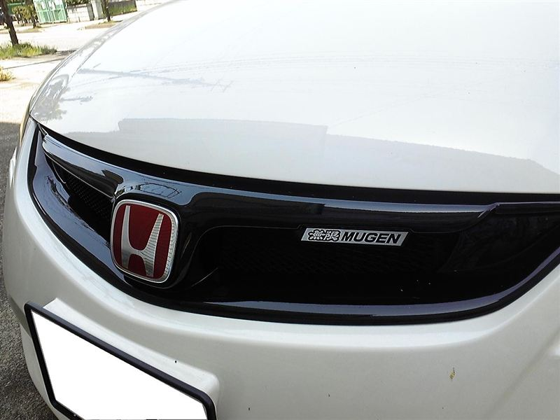 MUGEN(無限)  CIVIC TYPE R FRONT SPORTS GRILLE