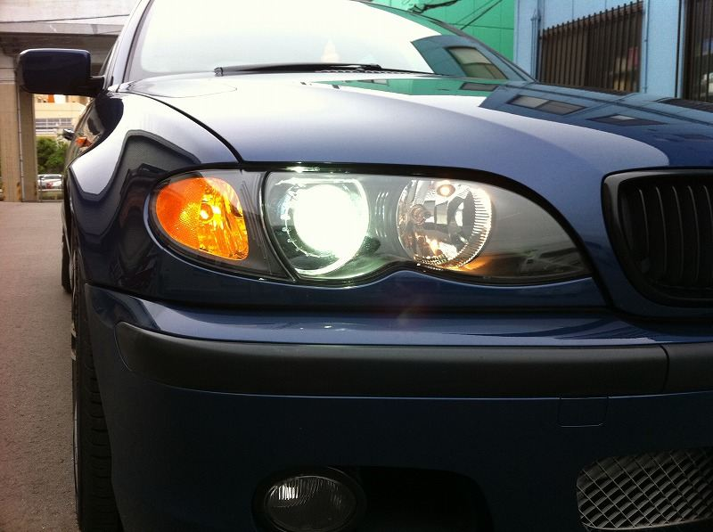 BMW(AL) Byxenon HeadLight