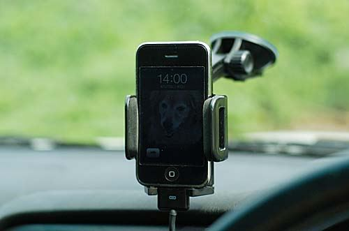Kensington Dash Mount for iPhone and iPod 3344