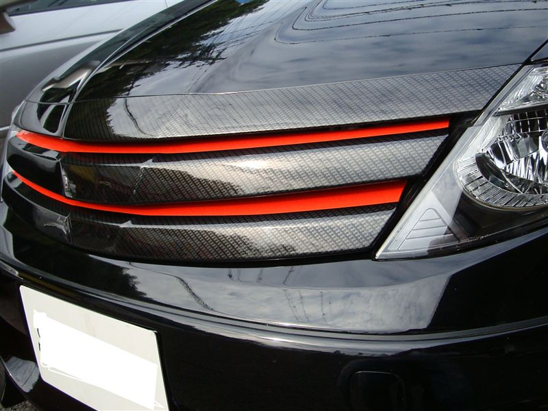 DAMD F/G FRONT GRILL(Styling Effect AIRWAVE)