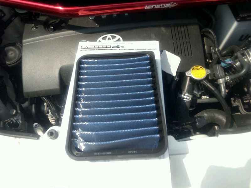 BLITZ 純正交換タイプ SUS POWER AIR FILTER LM