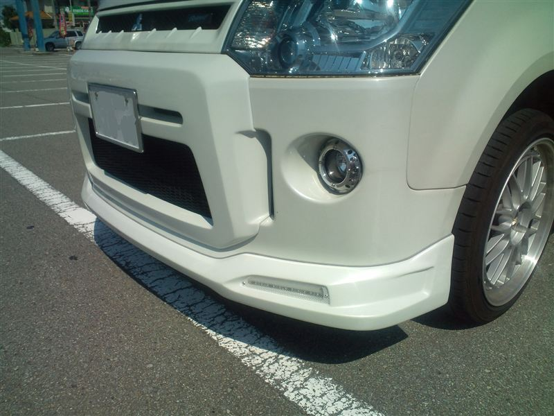 TGS Modified Under Spoiler