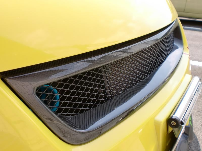 TRUST GReddy CARBON FRONT GRILL