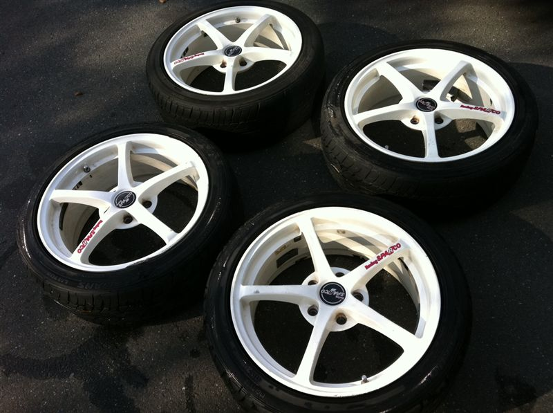 sparco 17inch