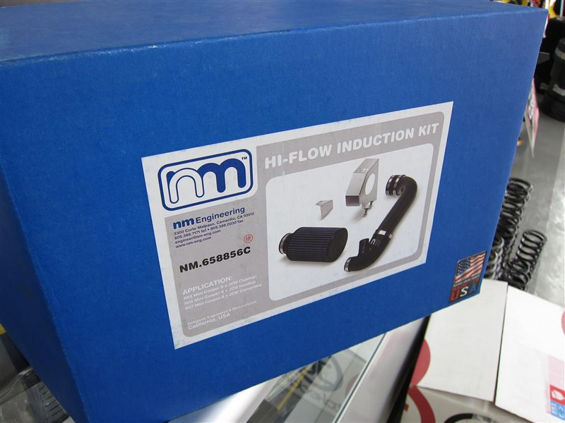 NM Engineering NM Hi-Flow Induction Kit