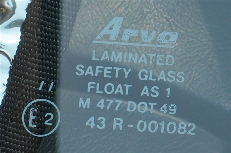 Arva LAMINATED SAFETY GLASS