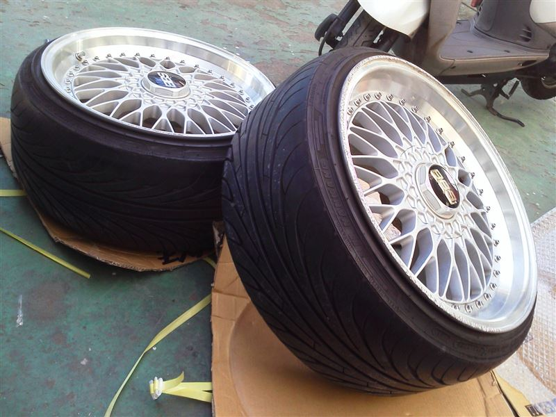 BBS super RS   10J