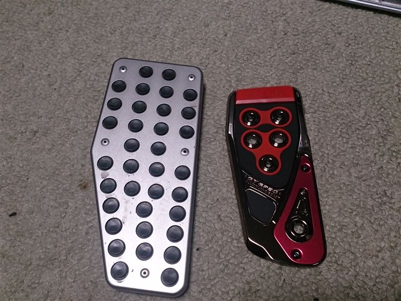 CAR MATE / カーメイト GT SPEC FOOTREST PEDAL RP106RE