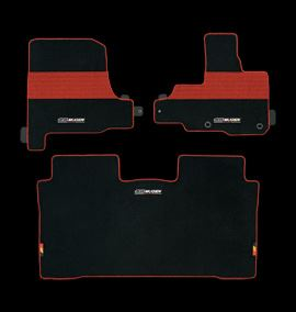 MUGEN / 無限 Sports Mat [Black X Red]