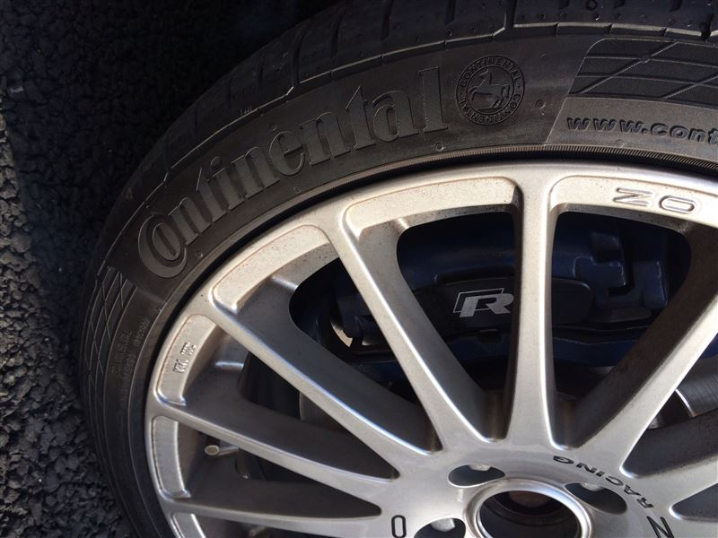 Continental ContiSportContact ContiSportContact 5 225/40R18