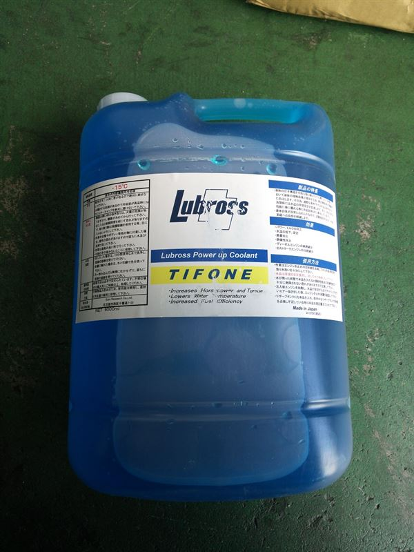 Lubross Power up Coolant TIFONE
