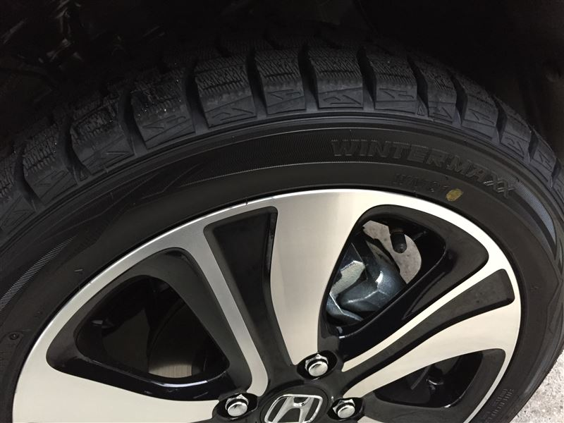 DUNLOP WINTER MAXX WINTER MAXX 165/55R15