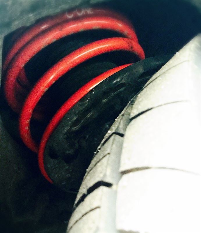 C-ONE CORPORATION SPORTS COIL SPRING