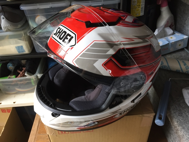 SHOEI GT-Air INERTIA