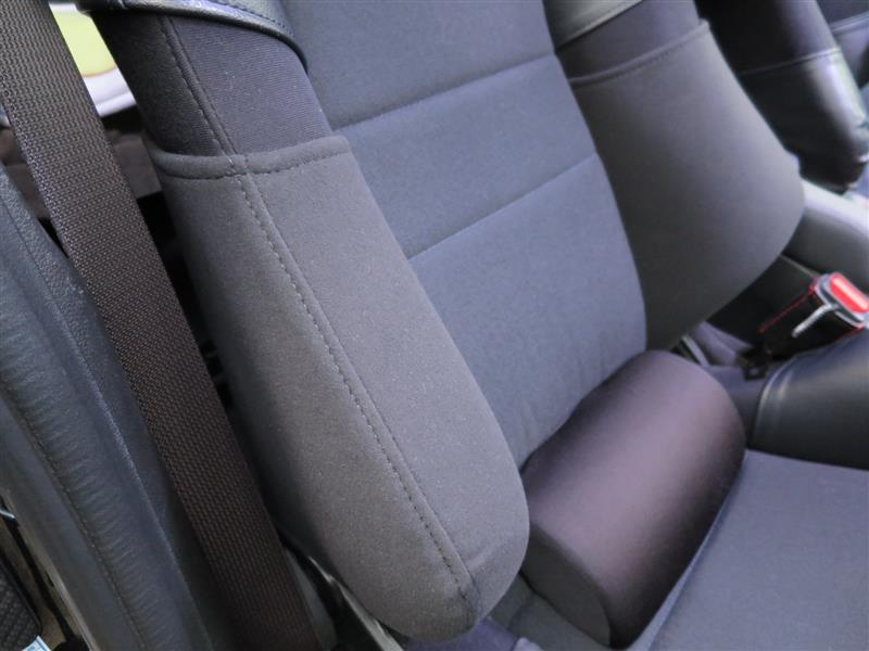 Carna Lead RECARO SR-3 Backrest Side Support Cover (for GK5)