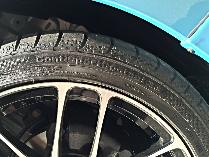 Continental ContiSportContact 3 205/45R17