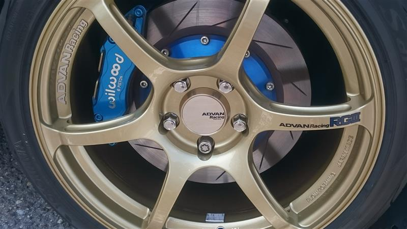 YOKOHAMA ADVAN Recing Center Cap