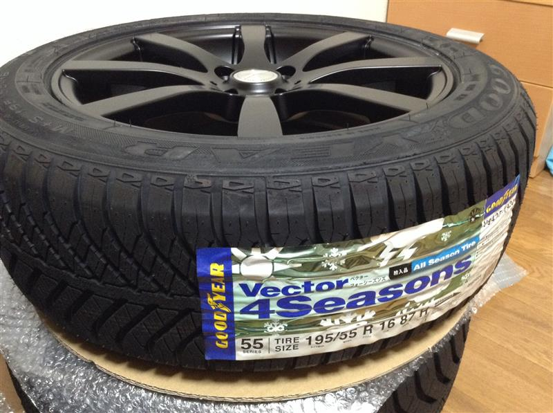GOODYEAR Vector Vector 4Seasons 195/55R16