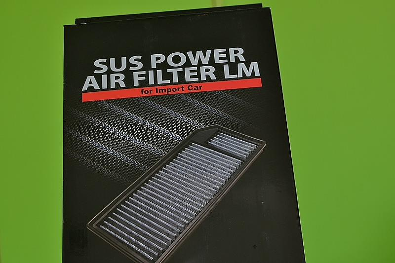 BLITZ SUS POWER AIR CLEANER