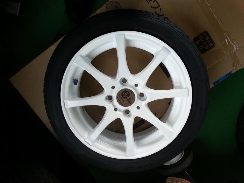 jp wheels  super Light 14インチ 5.5J