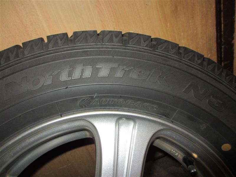 AUTOBACS North Trek N3 195/65R15