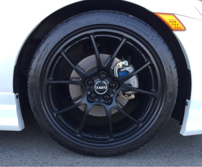 TWS / TAN-EI-SYA WHEEL SUPPLY TWS Motorsport T66-F