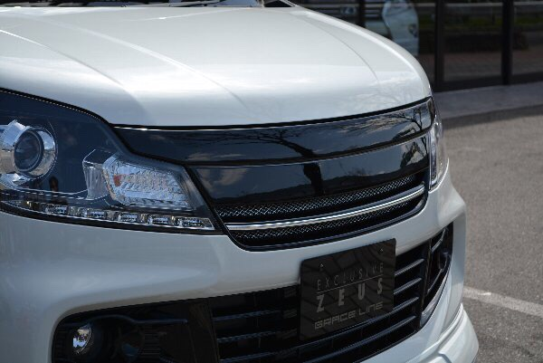 M'zSPEED Front Grill